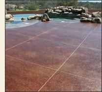 Concrete Acid Stains Scottsdale Az First Class Coatings