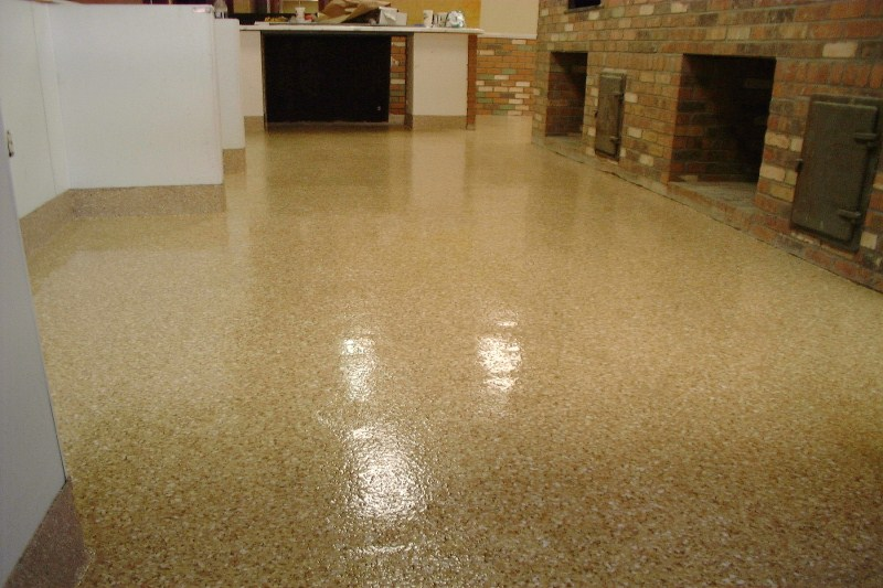 commercial and industrial flooring - first class coatings