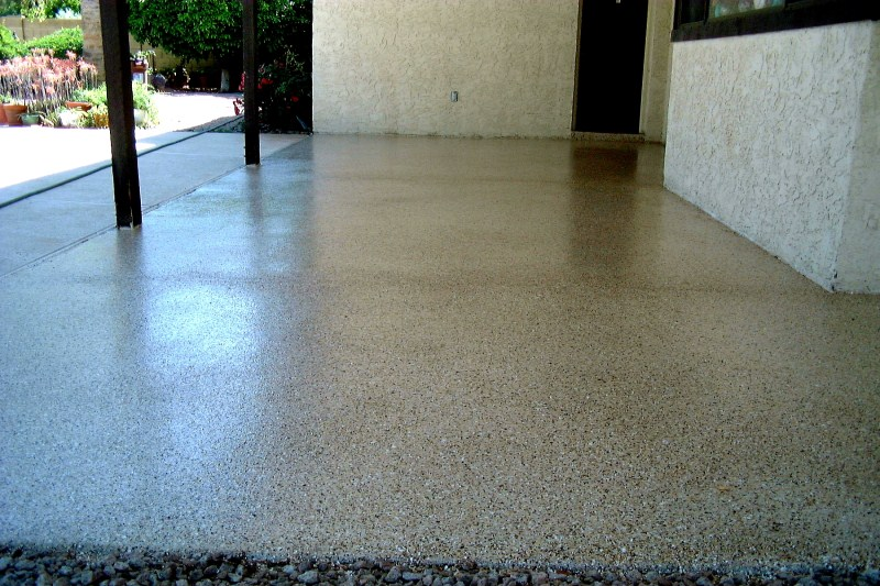 Good Back Patio Granite Epoxy