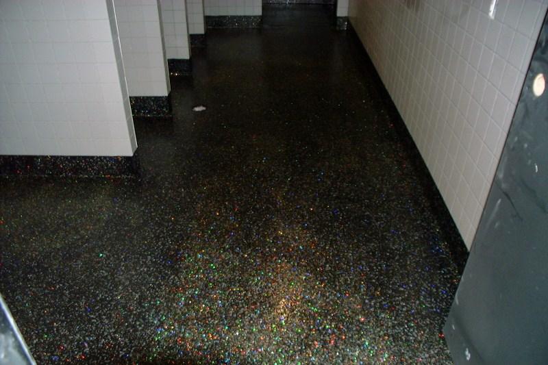 Black Glitter Lino Flooring Alyssamyers